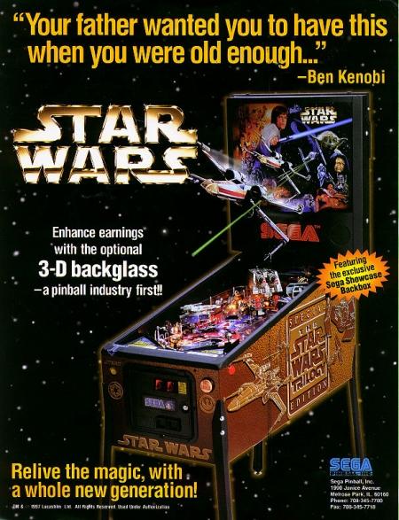 Star Wars Sega