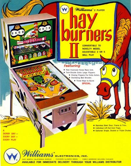 hayburners II